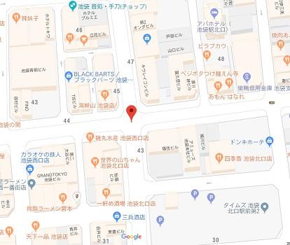 【池袋メンズエステ】バズーカ~アクセス|エステーション公式ブログ