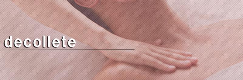 メンズエステの終盤~仰向け・デコルテ|エステーション公式ブログ
