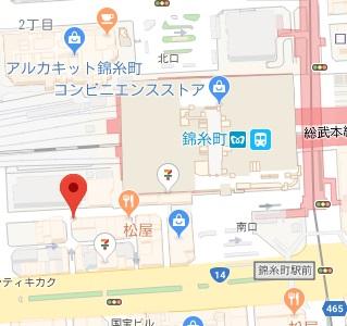 【錦糸町メンズエステ】ボディライン~アクセス|エステーション公式ブログ