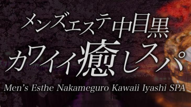 【中目黒メンズエステ】カワイイ癒しスパご紹介|エステーション公式ブログ