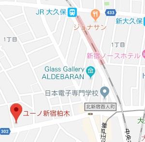 【大久保メンズエステ】ファンタジスタ~アクセス|エステーション公式ブログ